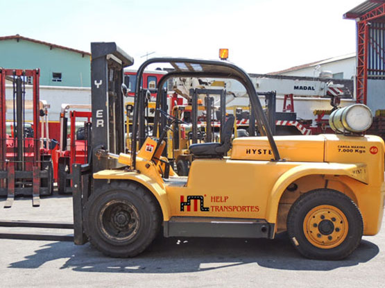 Hyster - H 150 J