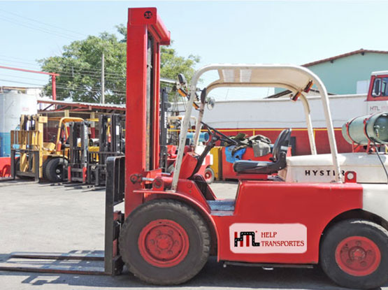 Hyster - H 60 J
