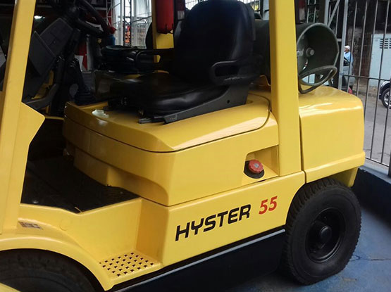 Empilhadeira Hyster 55 XM
